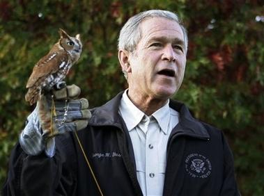 APTOPIX Bush