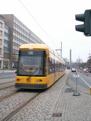 strassenbahn-dresden-598 (pischty.hufnagel) Tags: schnee winter dresden 2006 rathaus strassenbahn altmarkt kreuzkirche www7skyde 7sky