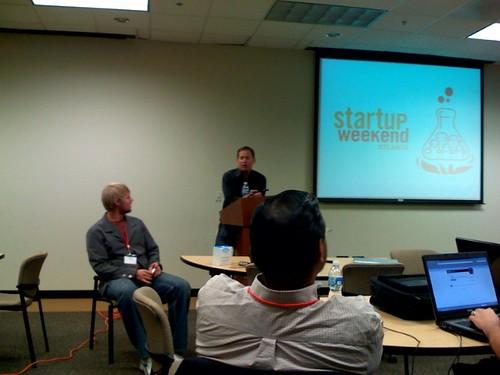 Startup Weekend Atlanta Begins