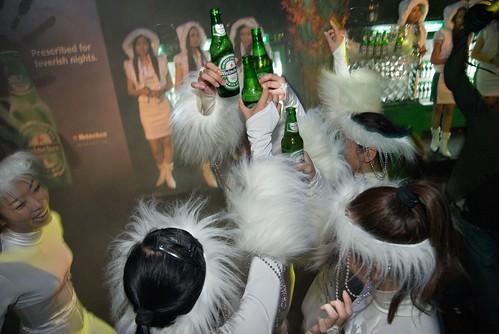 Dancers Cheers