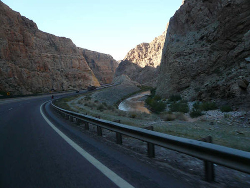 Autopista hacia Las Vegas