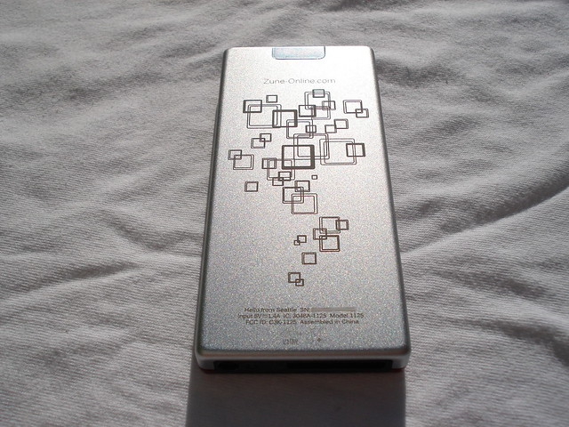 Zune 8GB Red Unboxing 69 by Zune-Onlinecom