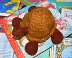 Tess Turtle: An Original Little Turtle Knits Trelford Turtle
