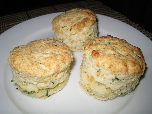Sour Cream and Chive Biscuits
