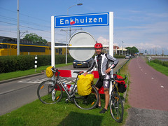 Enkhuizen, cinque anni dopo (BikeTrotter) Tags: matteo enkhuizen olanda inbicicletta