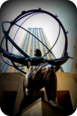 "Atlas at Rockefeller Center • <a style=""font-size:0.8em;"" href=""http://www.flickr.com/photos/71572571@N00/2105045094/"" target=""_blank"">View on Flickr</a>"