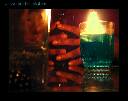 Absinthe Nights - The Devil In the Bottle
