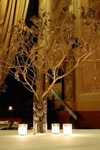 Wedding Tree Decor