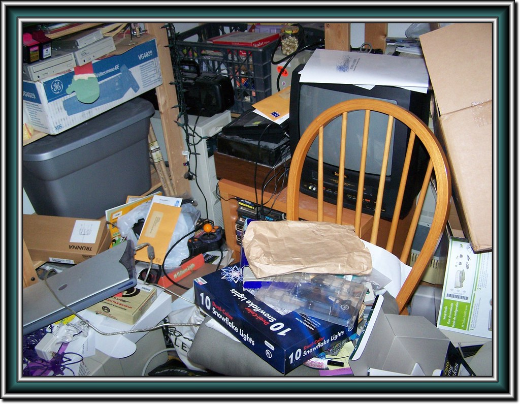 Day 160 - a glimpse into my mess