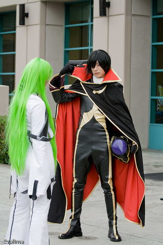 Code Geass - Hangyaku no Lelouch Lelouch Lamperouge Cosplay