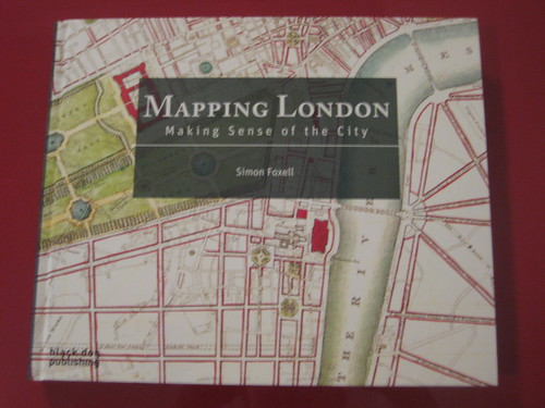 Simon Foxell's Mapping London