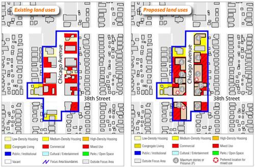 38th & Chicago Redevelopment Plan