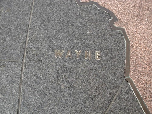 Wayne.  As in the County.