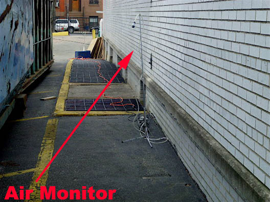 340 Court Air Monitor