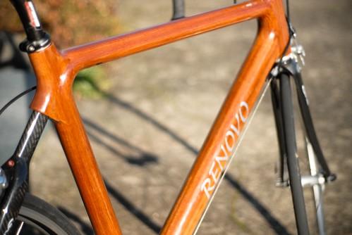 Renovo Hardwood Bicycle