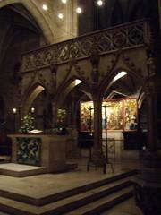 Altar (floriankohl) Tags: deutschland tbingen stiftskirche badenwrttemberg motette