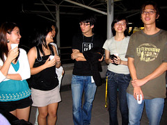 Special Project Team (CropCircle@flickr) Tags: club deli aprecio gettoknowyousession