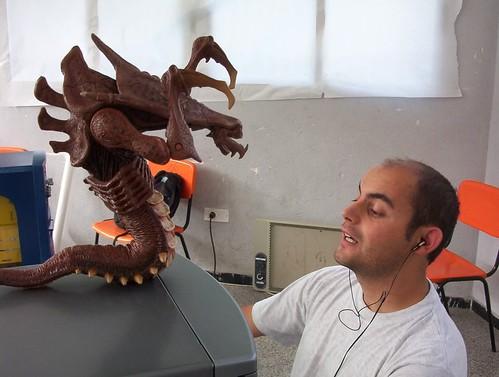 Ataque alienígena