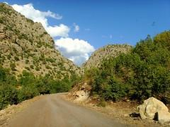 Road (kezwan) Tags: road sky mountain nature kurdistan kurd kezwan