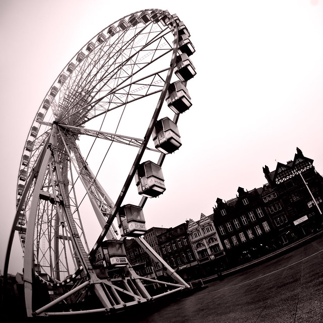 Nottingham Eye [123/365]