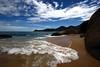 Cepilho beach (kenyai) Tags: ocean brazil beach brasil paraty explore acqua brasile oceano trindade 10mm canonefs1022mmf3545usm interestingness10 canon30d i500 spiaccia