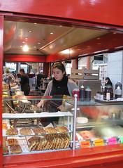 Waffle Stall in Covent Garden (mike_smith's_flickr) Tags: food london cafe coventgarden waffles waffle 2012 london2012 streettheatre craftmarket londontown visitlondon olympiccity londontourism mylondon londonmarket londongames greatestcityintheworld touristlondon coventgardencafe makingwaffles piazzacoventgarden coventgardenattraction