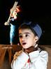 Chucky is Back ,, (Nasser Bouhadoud) Tags: camera girl look canon eos 350d mirror is back scary hind nasser doha qatar chucky saher hend ناصر allil saherallil هند بوحدود