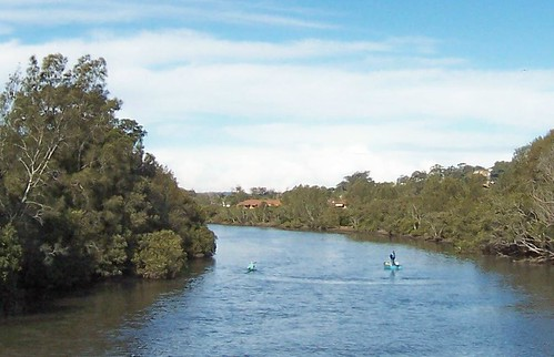 Narara Creek West Gosford
