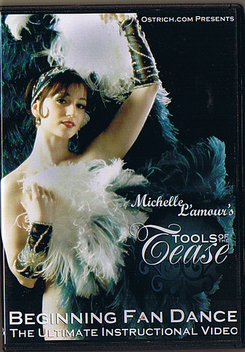 Michelle L'Amour's Beginning Fan Dance