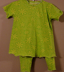 Floral Lime 3pc Set