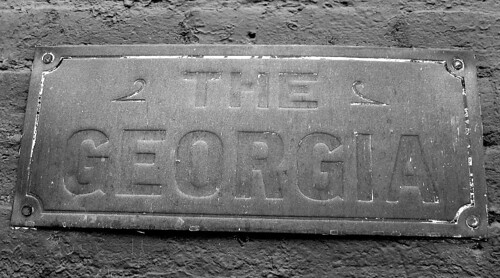 The georgia