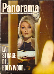 Sharon Tate - Panorama (August 1969) (sheruinsyou) Tags: 1969 vintage 1960s magazines memorabilia sharontate sarahscollection