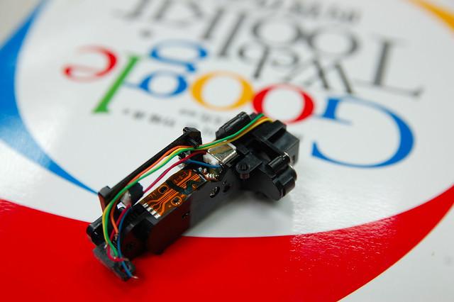 D50 反光板驅動元件