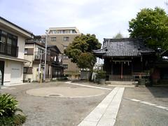 その先は原稲荷神社