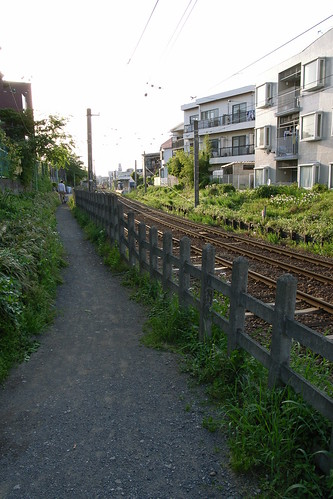 西太子堂駅を見る