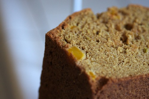 Fresh Mango Lime Bread