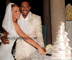 mariah carey nick cannon wedding pictures 234
