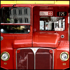London Red Routemaster (Frizztext) Tags: uk red england bus london square harrypotter explore british roadmaster 500x500 blueribbonwinner frizztext colorphotoaward aecroutemaster overtheexcellence theperfectphotographer 200863 20080603
