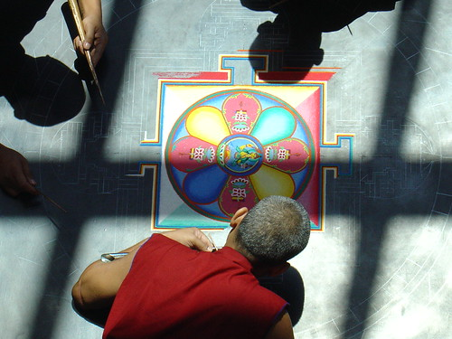 Mandala Creation