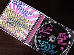 1º CD Kafka Show (R$10 + frete) Lançamento 30/05 no CB Bar