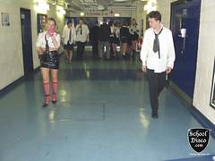 C1664 (giulianross333) Tags: girls party leather dancing skirt miniskirt pelle leder leatherskirt leatherpants cuir partygirls