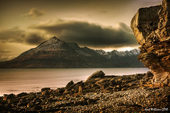 Elgol (1) (Shuggie!!) Tags: longexposure seascape mountains skye tourism beach water landscape island scotland scenery rocks williams boulders karl loch geology slideshow cuillins hdr cuillin elgol scavaig karlwilliams yourwonderland magicunicornverybest magicunicornmasterpiece wonderworldgallery