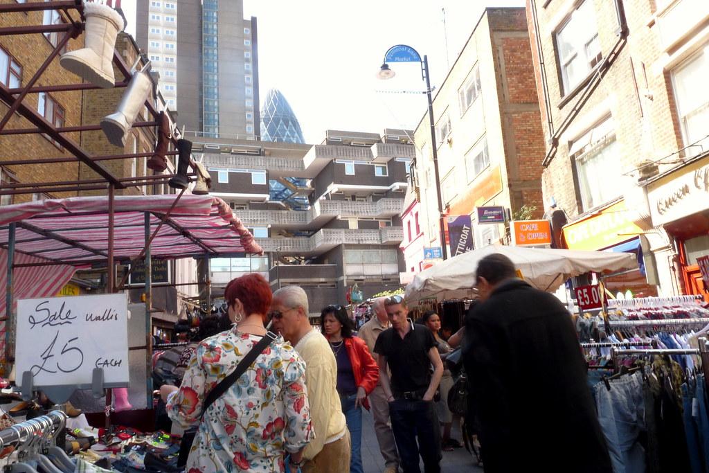 petticoat lane market 2