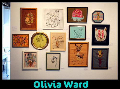 Embroidered by Olivia Ward