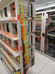 Im Netzwerkraum