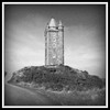 Scrabo Tower - Pinhole Effect