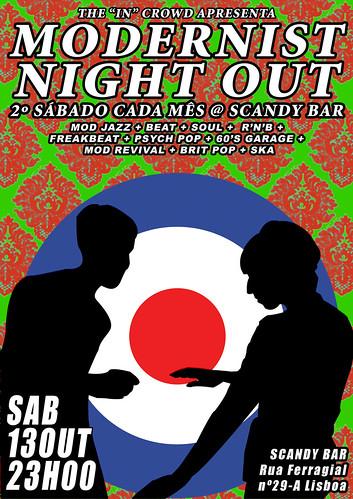 Modernist NightoutA4