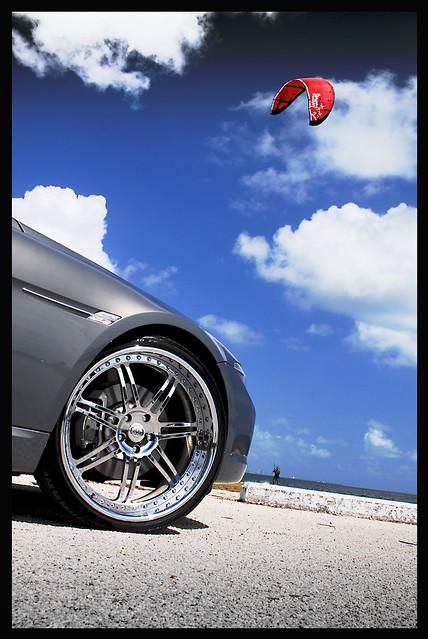 BMW on SEVAS WHEELS R77