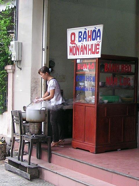 Ba Hoa in Hue