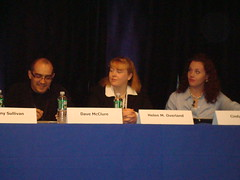 Effectively Leveraging Social Networking panel